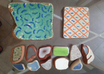 mattonelle colorate