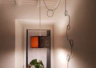 separazione griglia soffitto alto